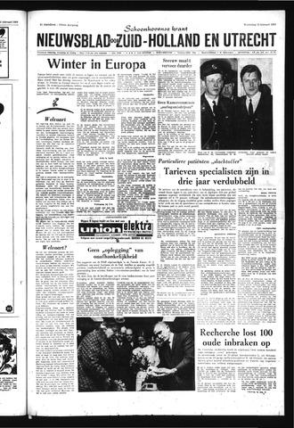 Schoonhovensche Courant 1969-02-12