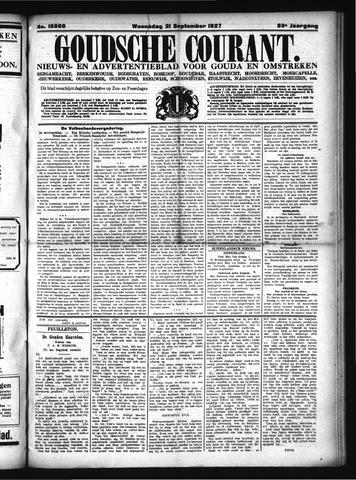 Goudsche Courant 1927-09-21