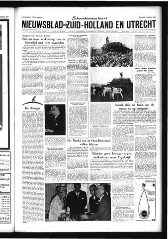 Schoonhovensche Courant 1959-10-07