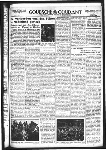 Goudsche Courant 1943-04-22