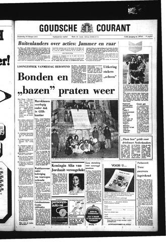 Goudsche Courant 1977-02-10