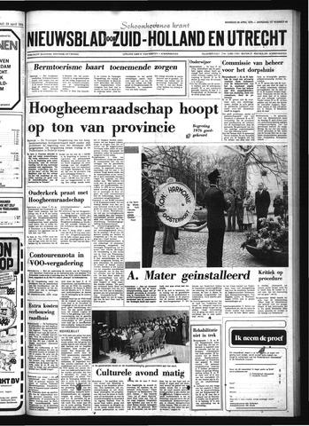 Schoonhovensche Courant 1976-04-26