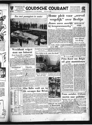 Goudsche Courant 1961-09-28