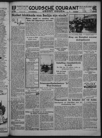 Goudsche Courant 1949-04-27