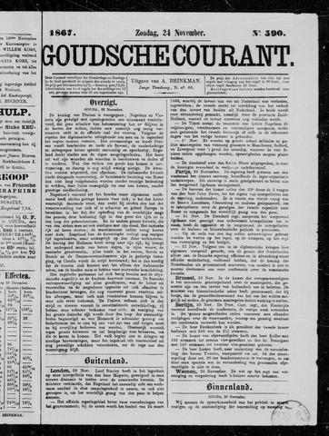 Goudsche Courant 1867-11-24