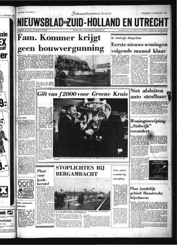 Schoonhovensche Courant 1975-01-10