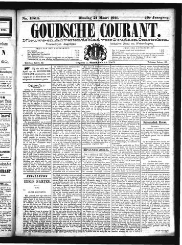 Goudsche Courant 1911-03-21