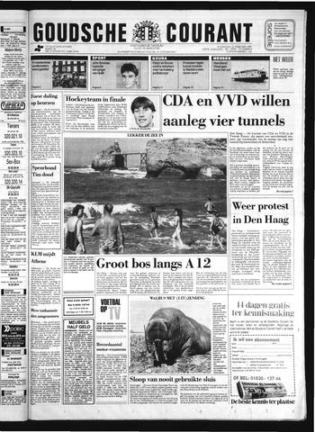Goudsche Courant 1990-02-21