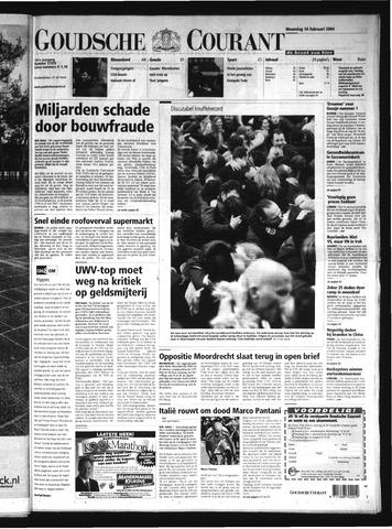 Goudsche Courant 2004-02-16