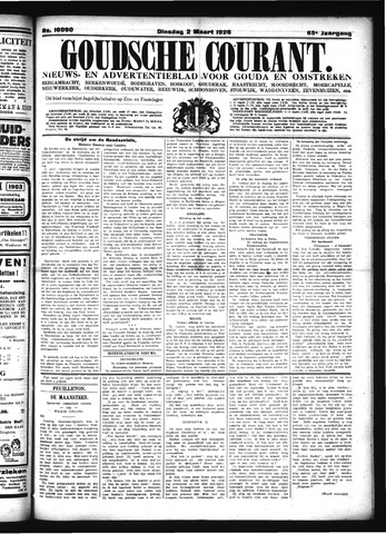 Goudsche Courant 1926-03-02