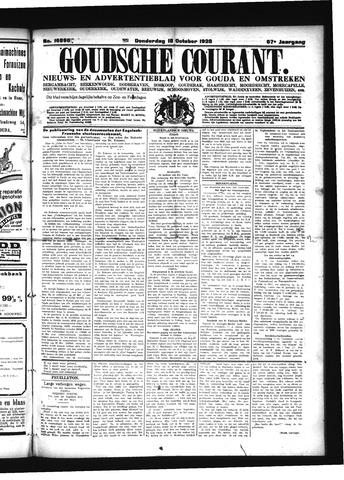 Goudsche Courant 1928-10-18