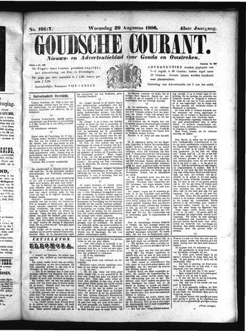 Goudsche Courant 1906-08-29