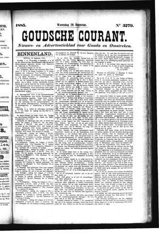 Goudsche Courant 1885-08-26