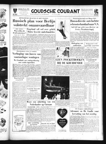 Goudsche Courant 1958-11-29