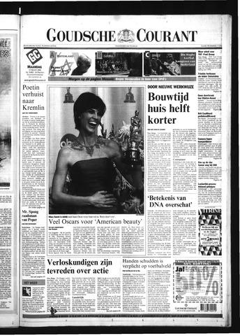 Goudsche Courant 2000-03-27