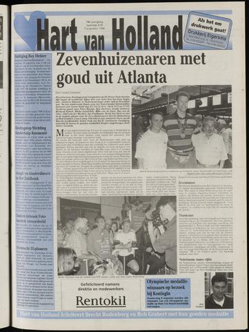 Hart van Holland 1996-08-07
