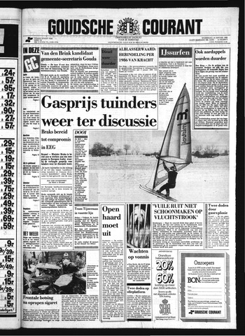 Goudsche Courant 1985-01-16