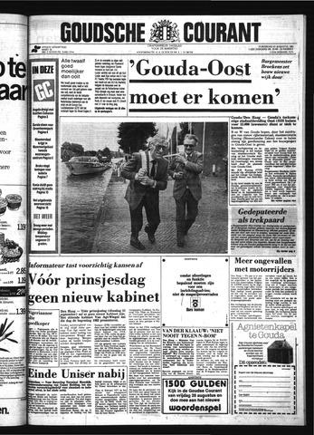 Goudsche Courant 1981-08-27