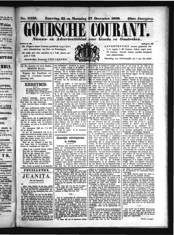 Goudsche Courant 1909-12-27