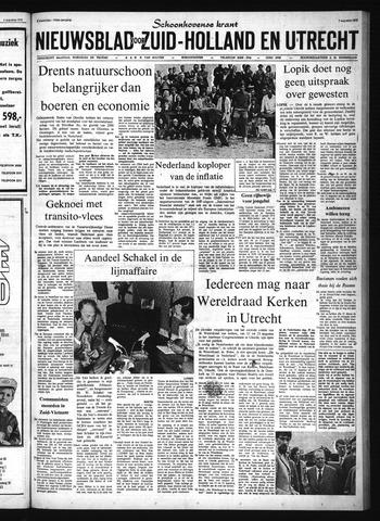 Schoonhovensche Courant 1972-08-07