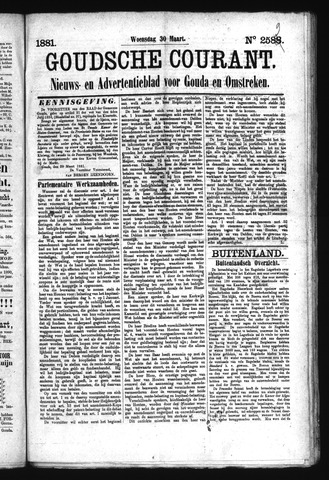 Goudsche Courant 1881-03-30