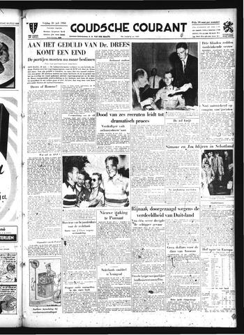 Goudsche Courant 1956-07-20