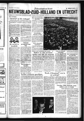 Schoonhovensche Courant 1962-12-24