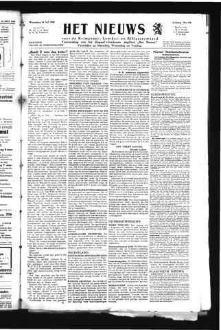 Schoonhovensche Courant 1945-07-18