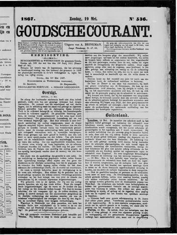 Goudsche Courant 1867-05-19