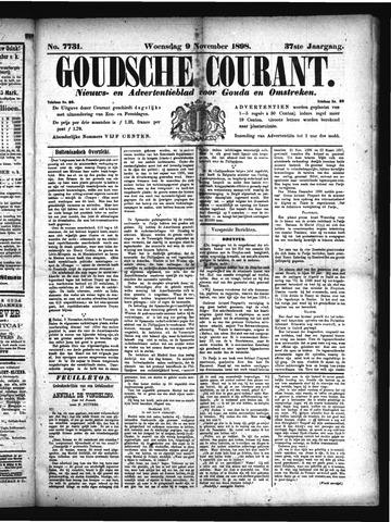 Goudsche Courant 1898-11-09