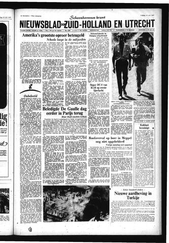 Schoonhovensche Courant 1967-07-28