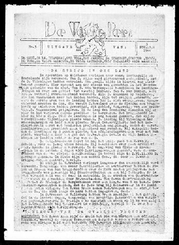 De Vrije Pers 1944-11-03
