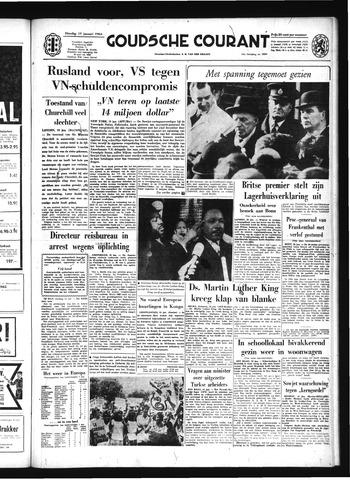 Goudsche Courant 1965-01-19