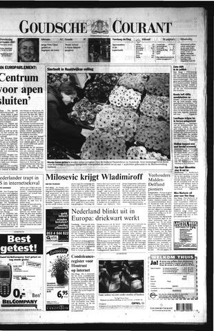Goudsche Courant 2001-09-06