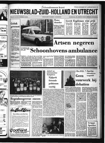 Schoonhovensche Courant 1977-12-02
