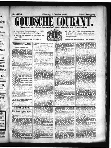 Goudsche Courant 1895-10-01