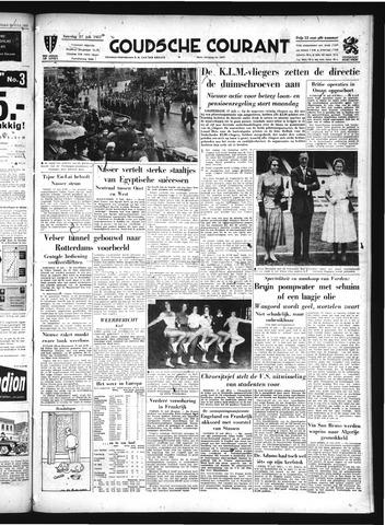 Goudsche Courant 1957-07-27