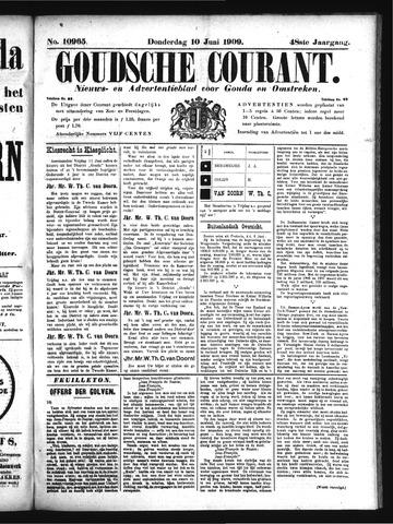 Goudsche Courant 1909-06-10