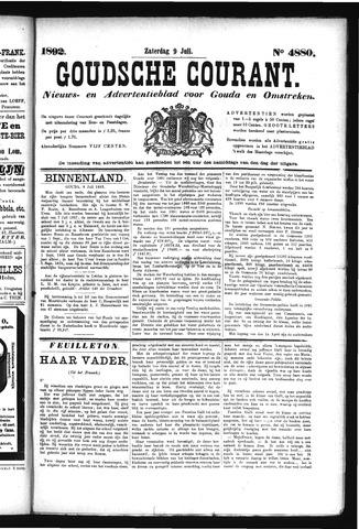 Goudsche Courant 1892-07-09