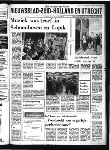 Schoonhovensche Courant 1977-09-12