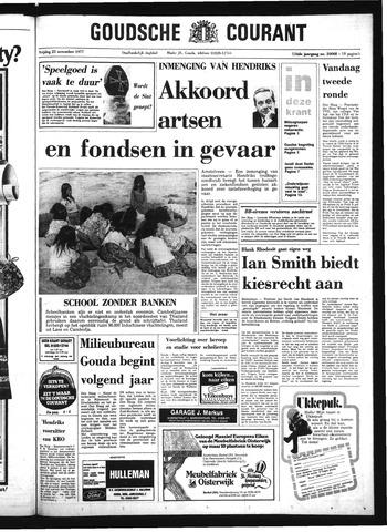 Goudsche Courant 1977-11-25