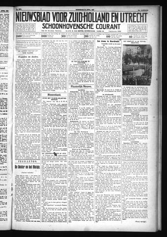 Schoonhovensche Courant 1931-04-15