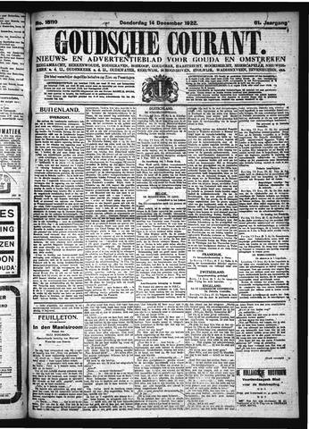 Goudsche Courant 1922-12-14