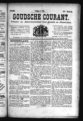 Goudsche Courant 1886-07-09