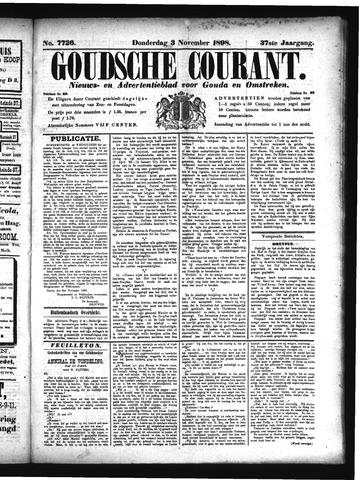 Goudsche Courant 1898-11-03