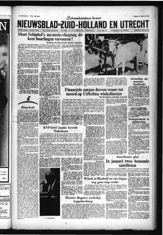 Schoonhovensche Courant 1965-10-29
