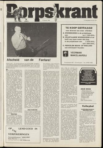 Dorpskrant 1989-01-18