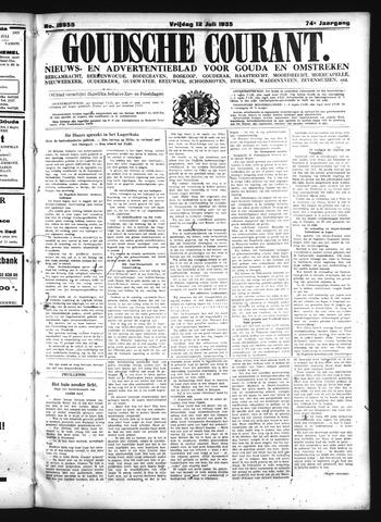 Goudsche Courant 1935-07-12