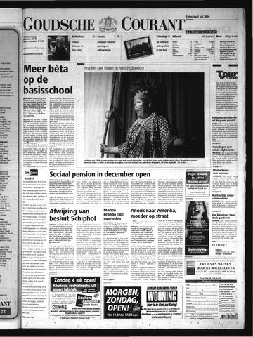 Goudsche Courant 2004-07-03