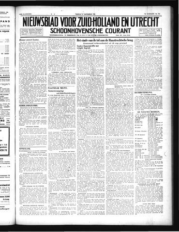 Schoonhovensche Courant 1946-09-27